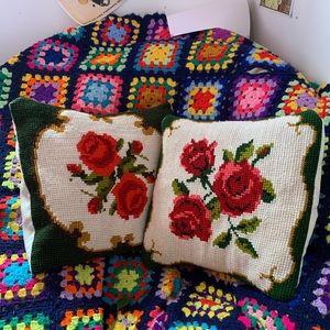 retro pillowcase
